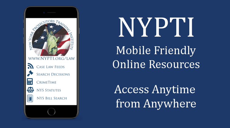 NYPTI Mobile Friendly Online Resources
