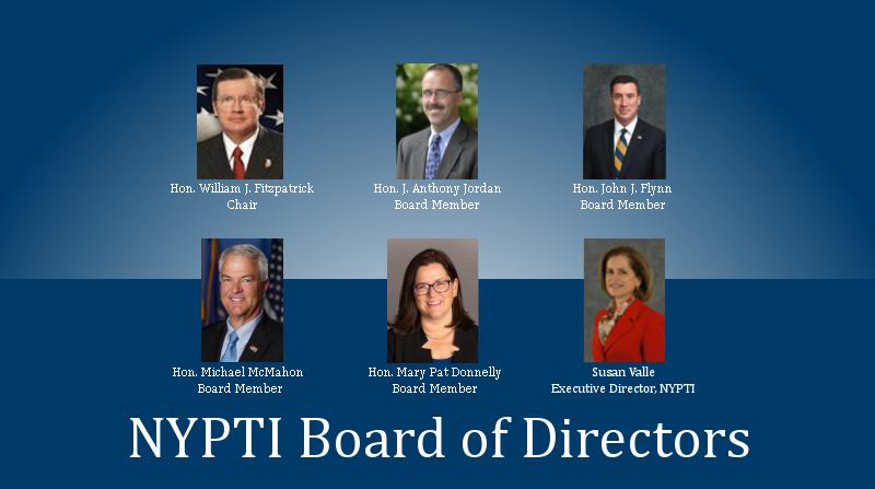NYPTI's Board of Directors